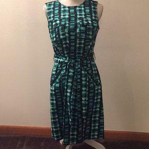 Calvin Klein Sleeveless Dress